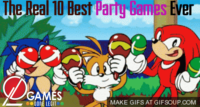 The Real Top 10 Party Games Of All Time