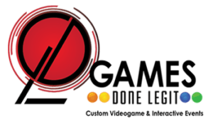 Games Done Legit logo