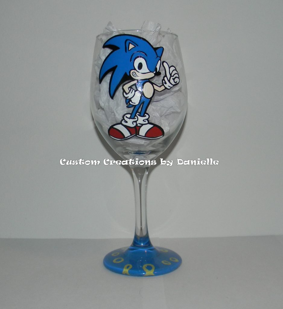 Sonic wine retrogames