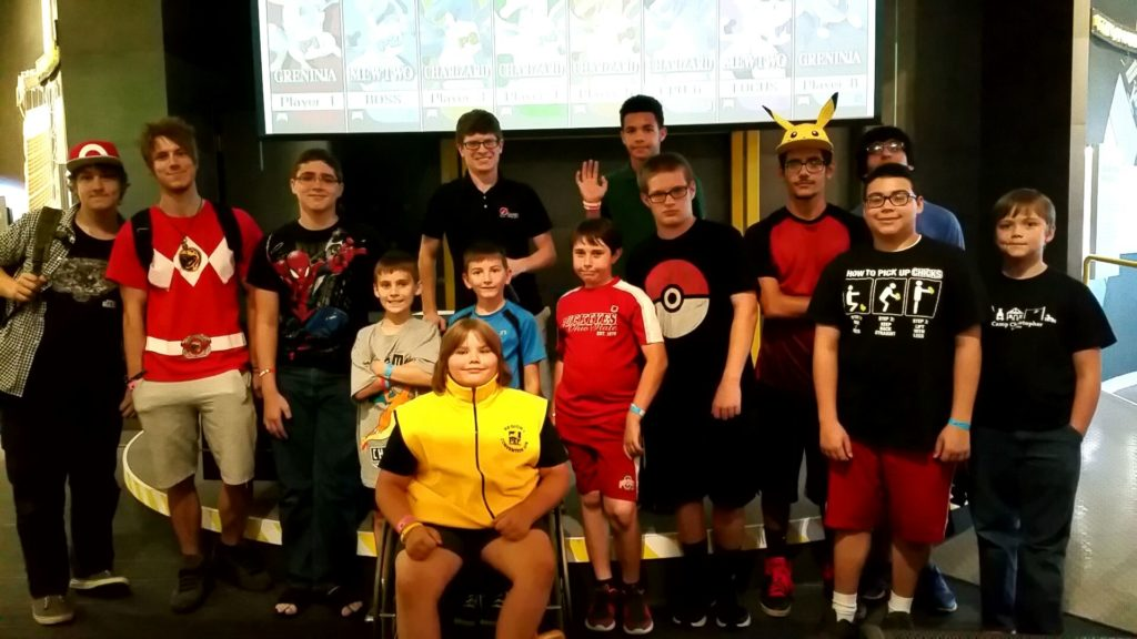 Games Done Legit Great Lakes Science Center Pokemonathon Winners kids-videogame-tournament