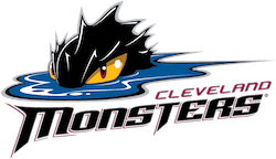 Cleveland Monsters videogame hockey tournament