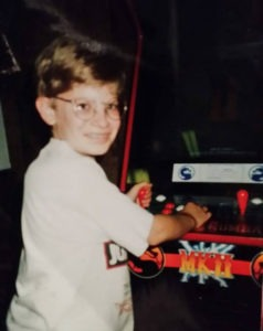 Chris Hatala Games Done Legit arcade kid kids-videogame-tournament