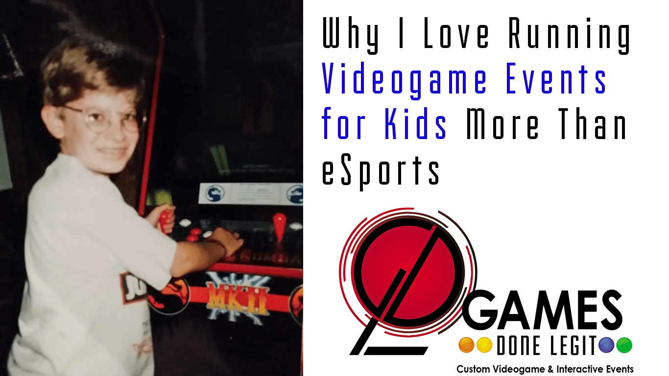 Why I Love Running Kids Videogame Tournaments More Than eSports