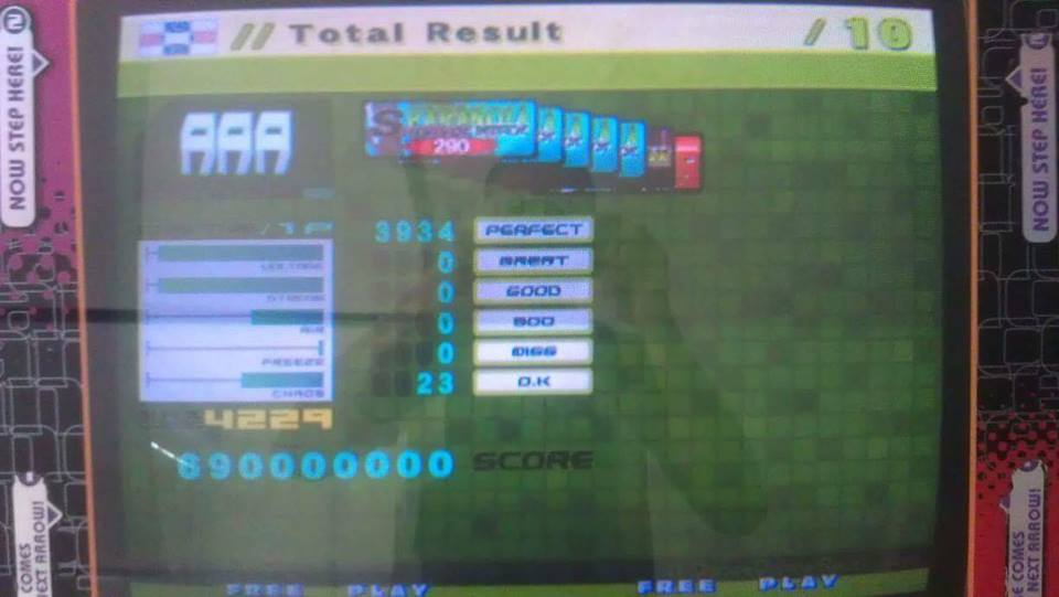 AAA DDR set