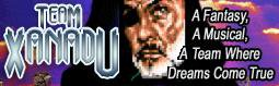Team Xanadu DDR Chris Hatala Ghaleon Games Done Legit logo
