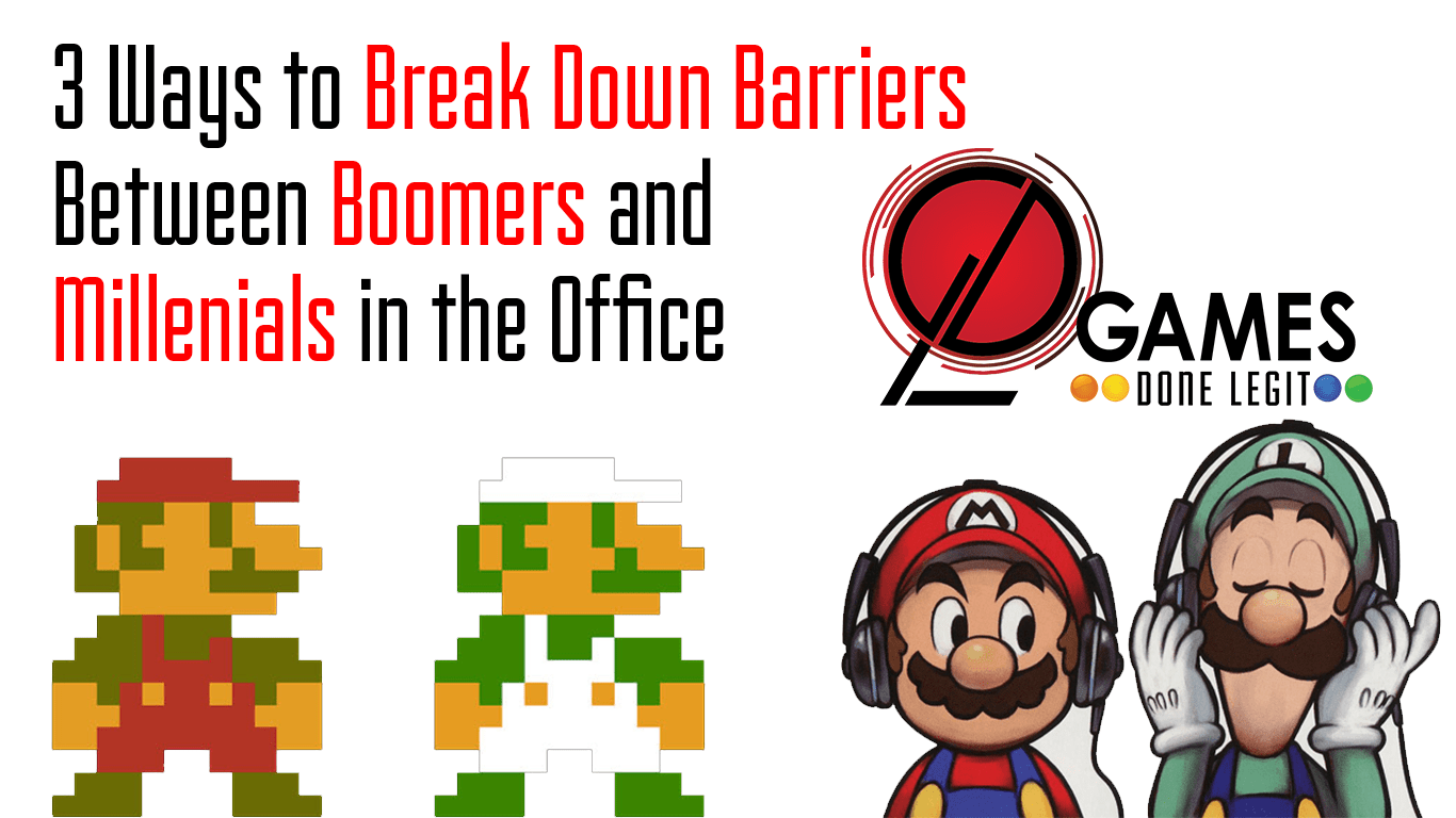 3 Ways to Break Down Barriers Between Boomers and Millennials in the Office