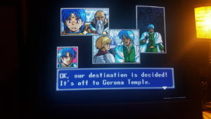 Phantasy Star IV 4 Fan Translation Dialog 1
