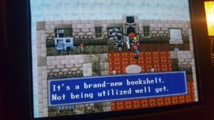 Phantasy Star IV 4 Fan Translation Random Dialog