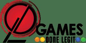 Games Done Legit logo
