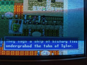 Phantasy Star IV 4 Fan Translation Dezoryinz
