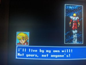 Phantasy Star IV 4 Fan Translation Story Rudy Chaz Mad 2