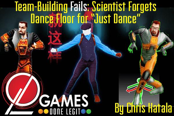 Just Dance Fail