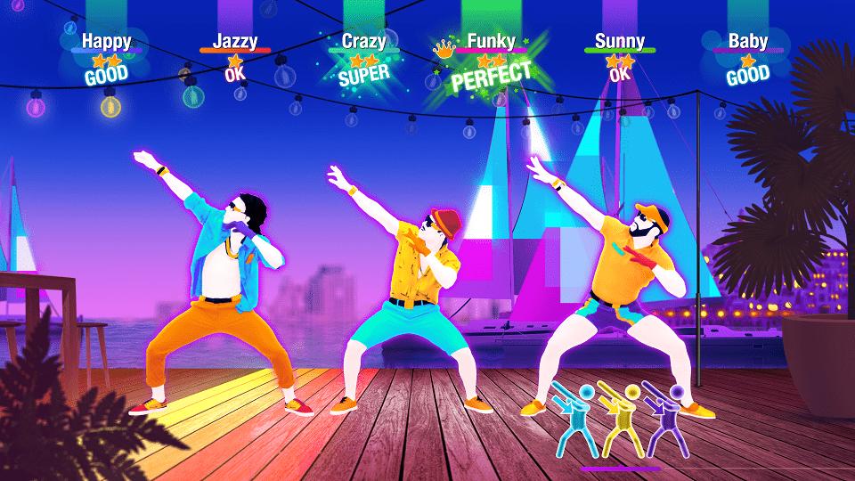 Just Dance Screenshot
