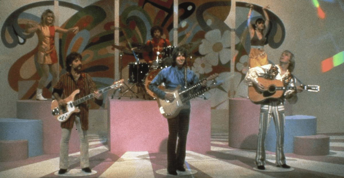 Spinal Tap Flower People